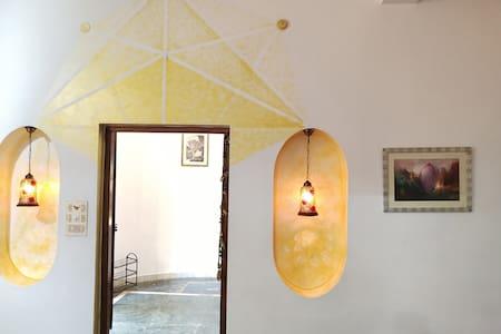 Auro Dhaam, Near Auroville Beach