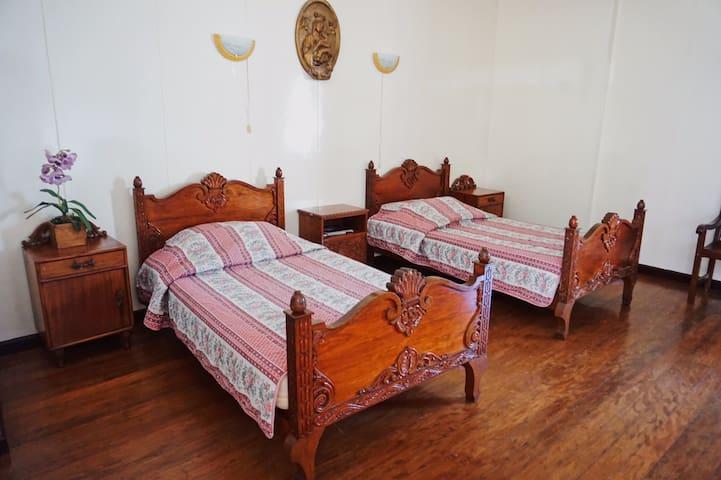 Bais City Guest Room 1 at Casa Don Julian