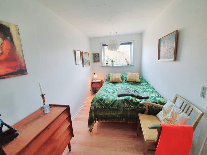 Double room 150m from Sea,  close to Beach/Nature