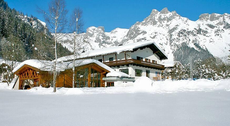 Doppelzimmer im Ferienclub Berghof/Werfenweng - Werfenweng - Guesthouse