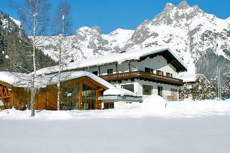 Doppelzimmer im Ferienclub Berghof/Werfenweng - Werfenweng - Chambres d'hôtes