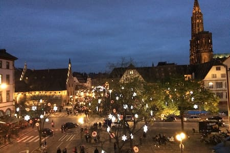 Apartment in the center - Christmas Market - Strasbourg - Apartment