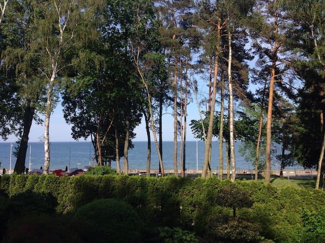 Willa z widokiem na morze - Gdynia - House