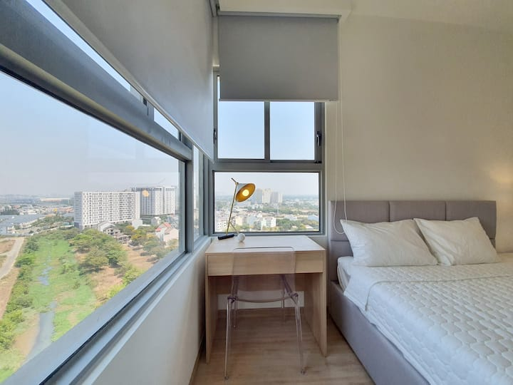 STANDARD TWO BEDROOMS APARTMENT