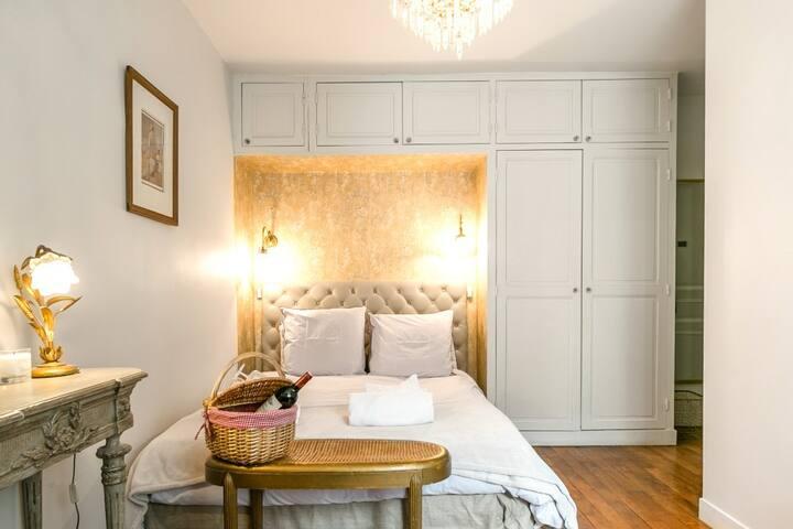 Suite Camelia - 2 bedrooms - Paris Centre