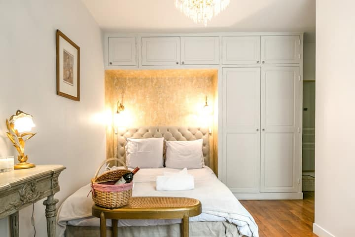 Suite Camelia - 2 bedrooms - Paris Centre