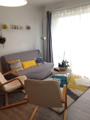 Appartement moderne et calme - Vannes - Apartment