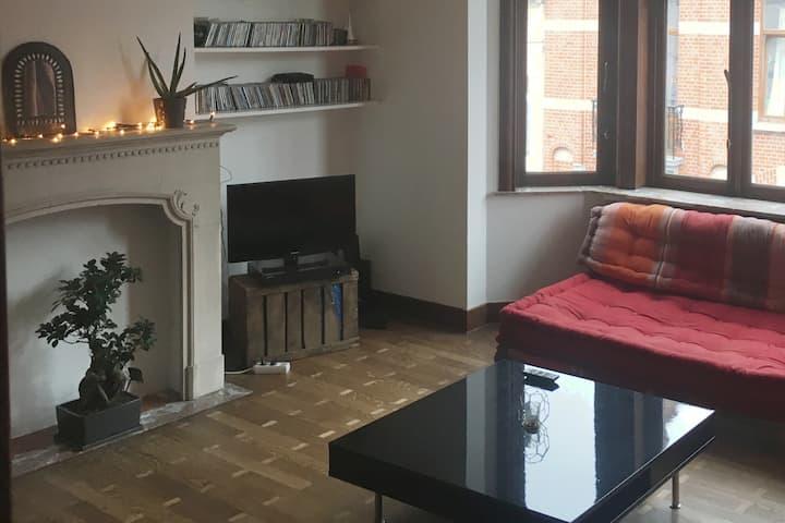Grand appartement complet et lumineux