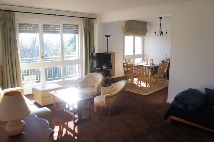 Appartement T3 Bordeaux Caudéran - Bordéus - Apartamento