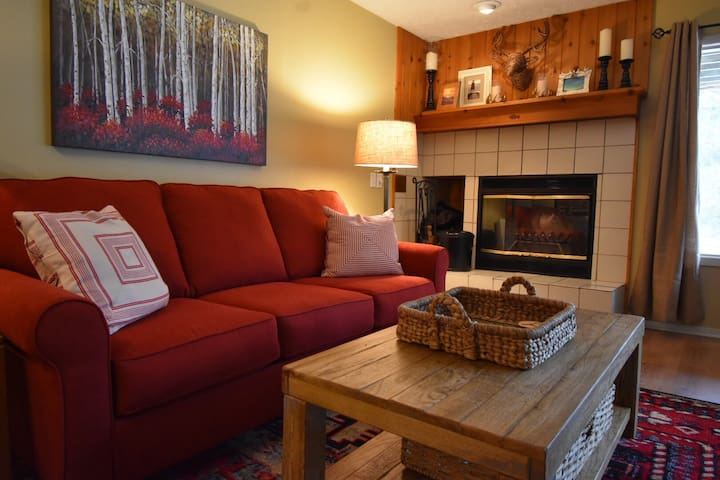 Harbor Springs Condo at its best-Trout Creek Condo