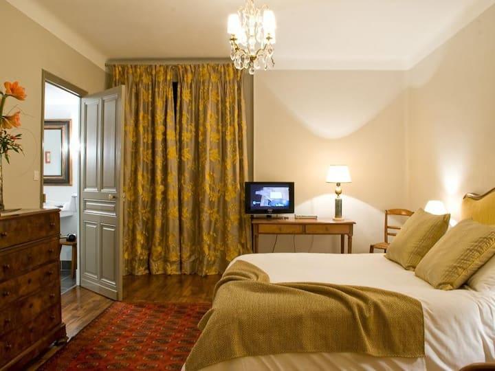 Double room-Standard-Ensuite with Bath-Garden View-Marqueyssac