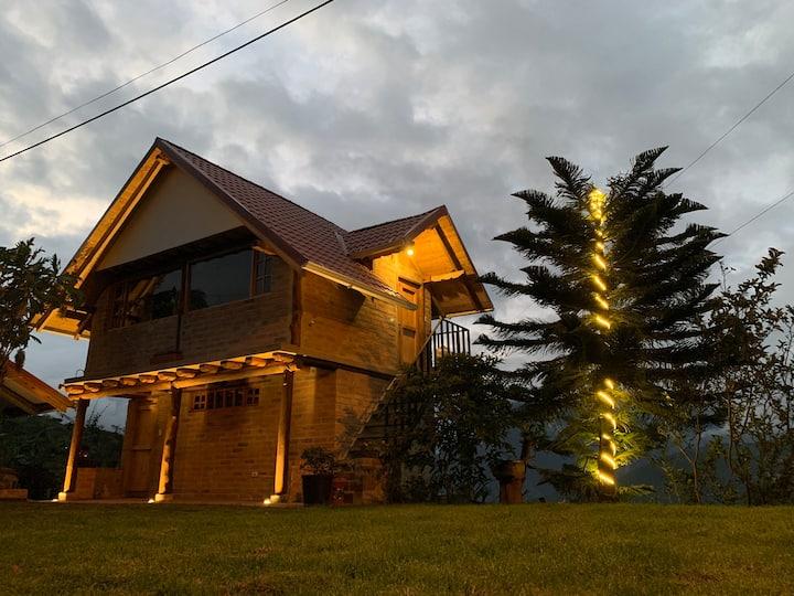 Glamping en Granja La Raquelita - Quito, Perucho