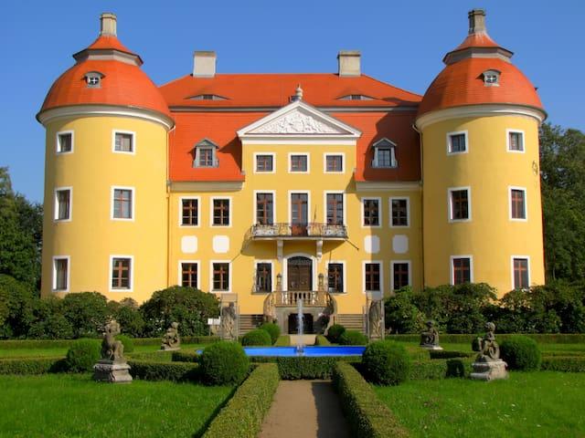 Ferienwohnung Schloßblick - Milkel / Radibor - Dům