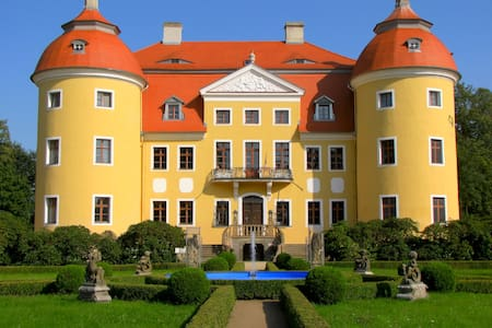 Ferienwohnung Schloßblick - Milkel / Radibor