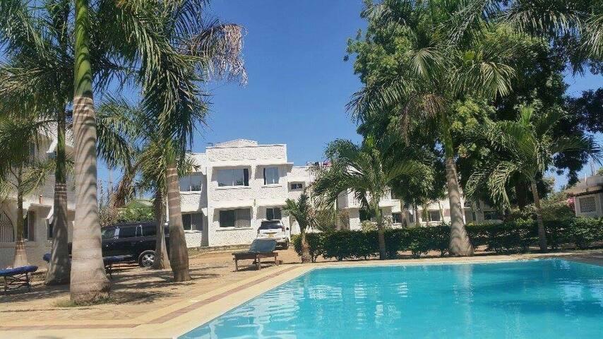 Royal Palms Vacation Apartment Mtwapa Mombasa