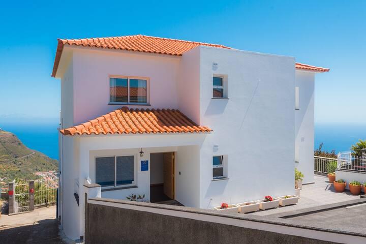 Blue Ocean Villa Panoramic Sea View Private Pool