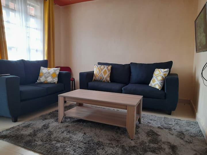 1 bedroom cozy flat in Utawala near Naivas