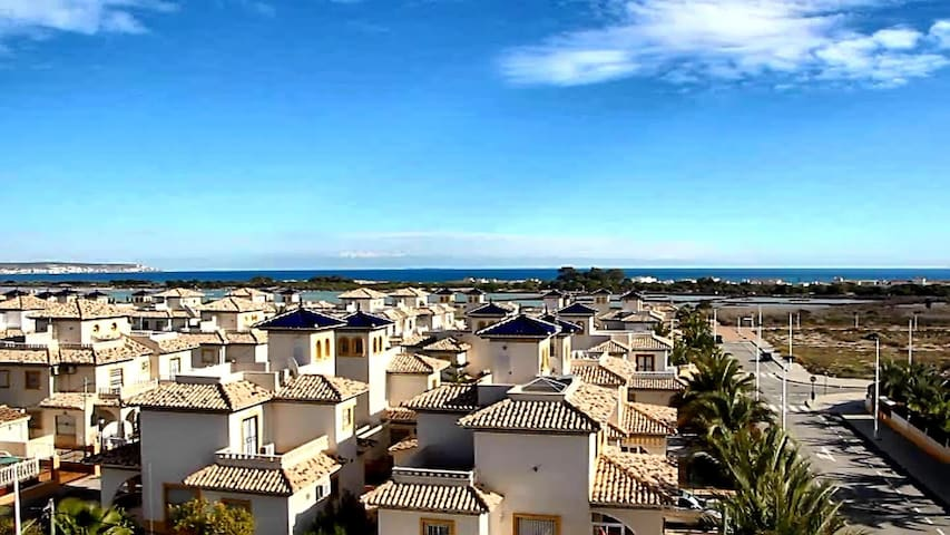 Apartamento con piscina CostaBlanca - La Marina del Pinet - Leilighet