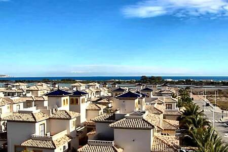 Apartamento con piscina CostaBlanca - La Marina del Pinet