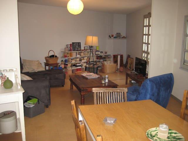 Appartement 70 m2, centre ville