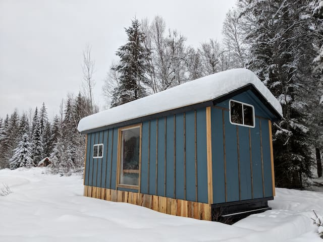 Golden Dogsled's *AMAZING* Tiny House!