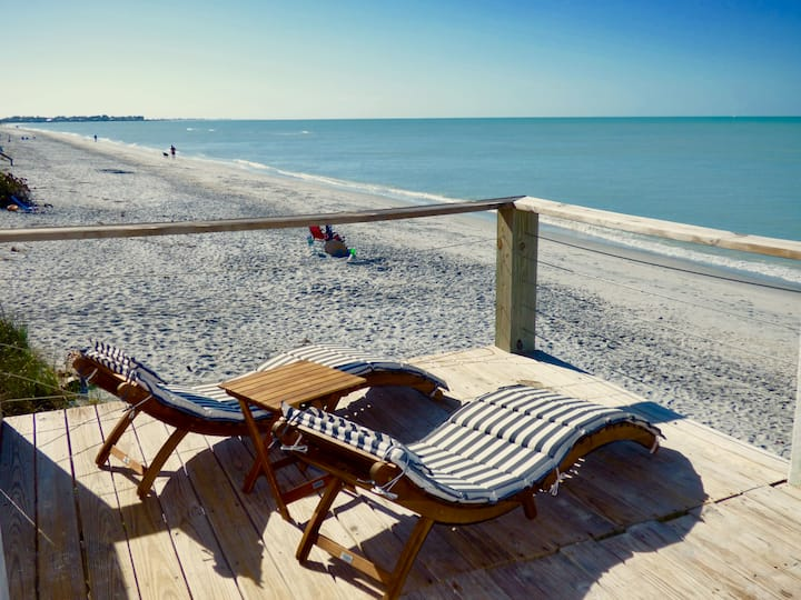 Bonefish Bungalow - Right on the Gulf of Mexico!
