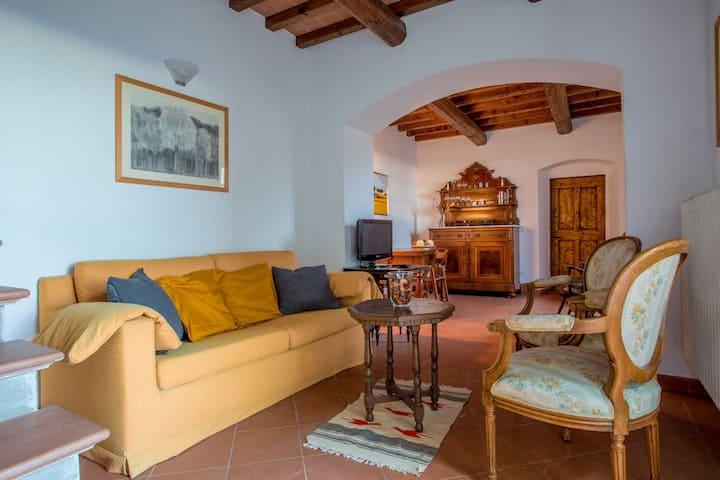 Casa Nova: un comodo angolo di campagna toscana