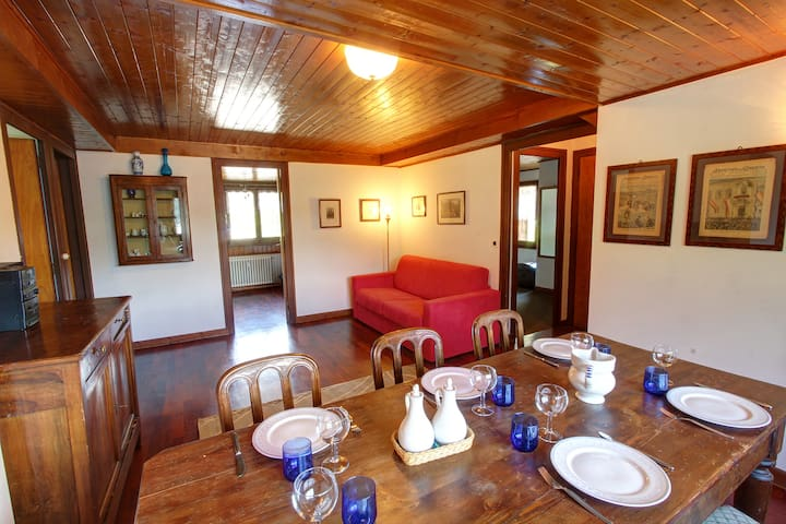 Charlet-Moser two-bedroom apartment - Chamonix-Mont-Blanc - Apartment