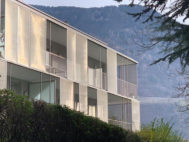 Schönes, modernes Zwei-Zimmer-Apartment in Meran