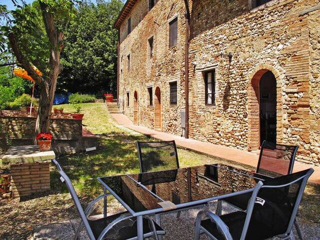 Great Apartment, 2bath, 6 pax in Chianti Farmhouse