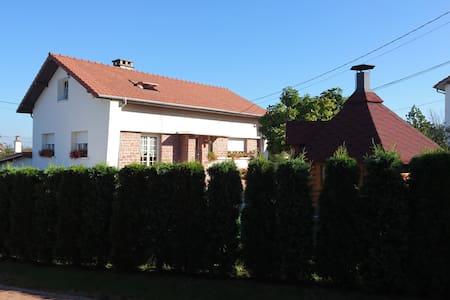 Maison de vacances classée 4* - Anould