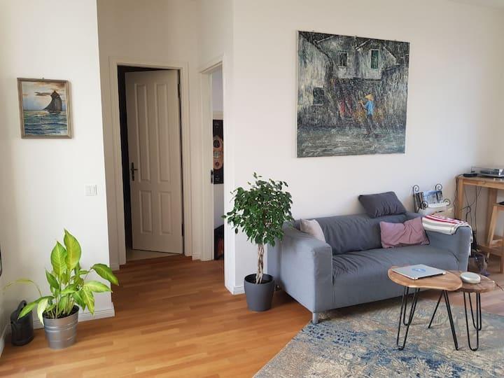Bright Berlin Apartment in Prenzlauer Berg