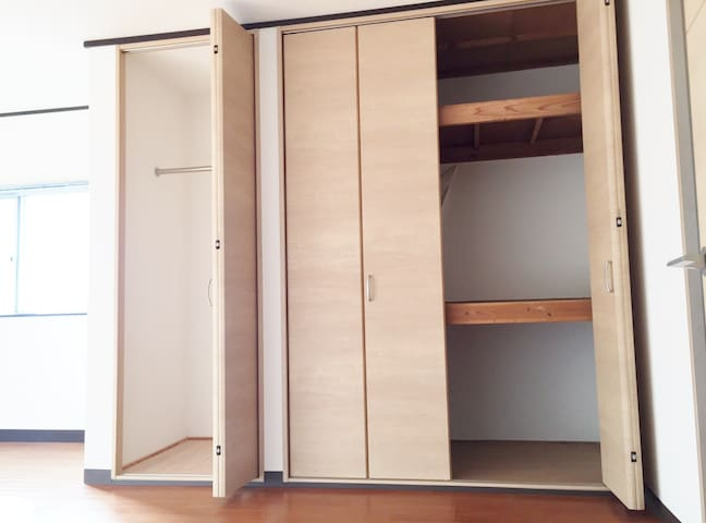 ★3/8New Open★Private Apt./No transfer to Tokyo★ - Koga-shi - Byt