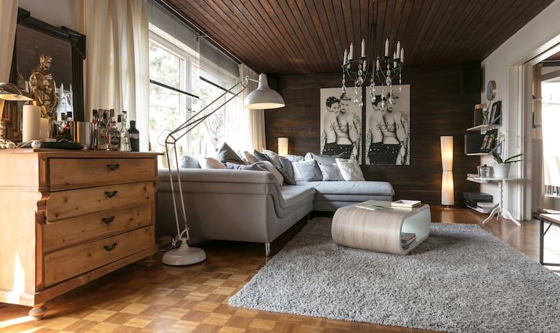 Außergewöhnliche Wohnung mit Blick über Scheinfeld