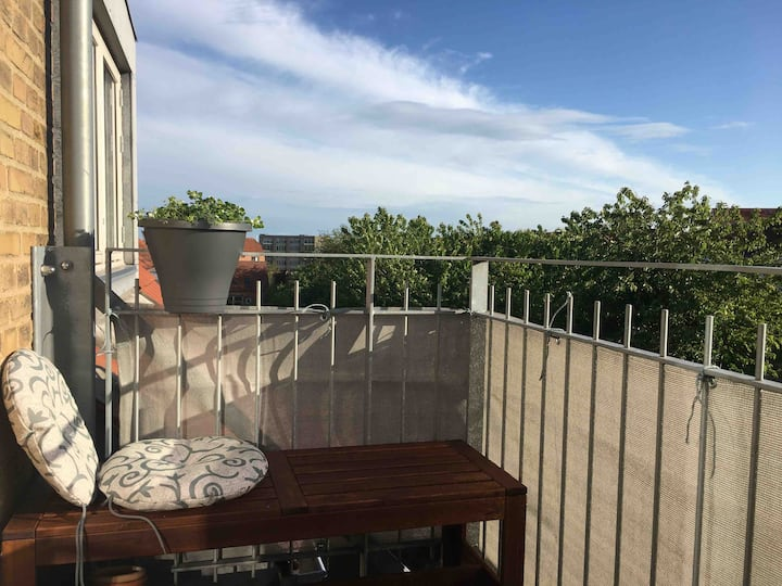 Hyggelig lejlighed - Trøjborg