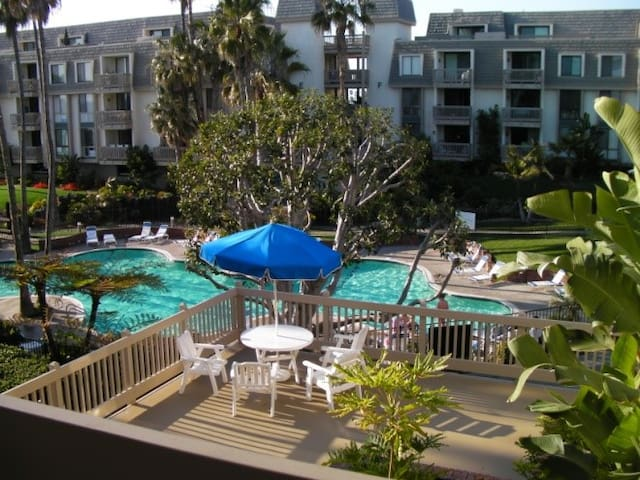 Vacation  Rentals on the Beach - Oceanside - Appartement