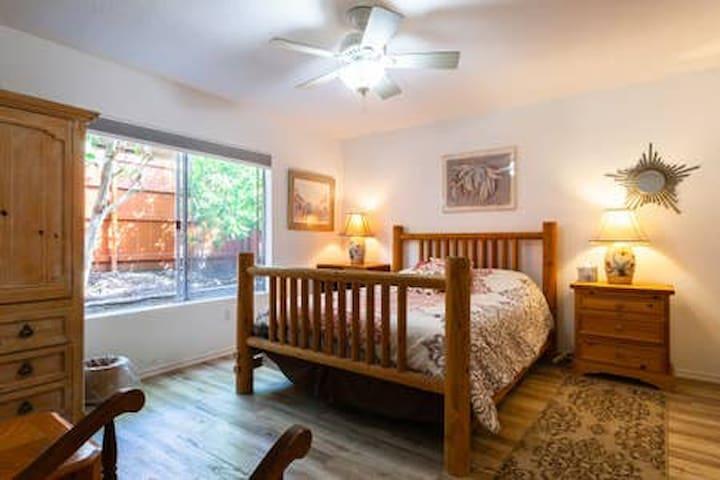 Rooms of Grace-Master Bedroom