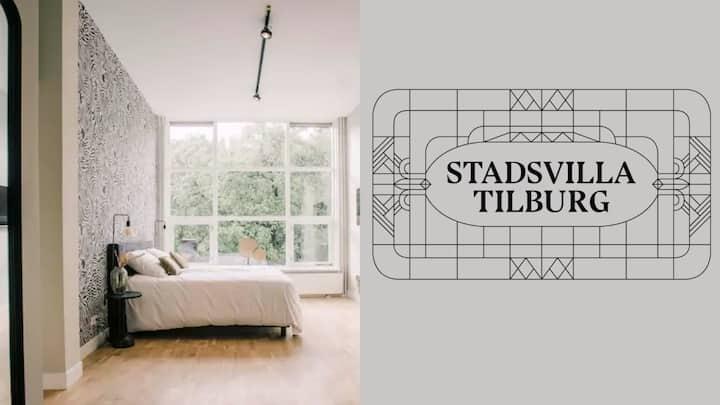 Stadsvilla Tilburg,  Bad, keuken,tuin |  Ernst Casimir