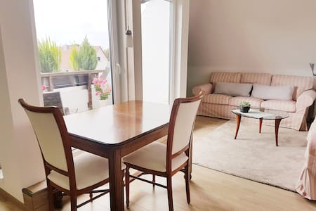 Moderne Wohnung in Kurparknähe/Bad Salzuflen
