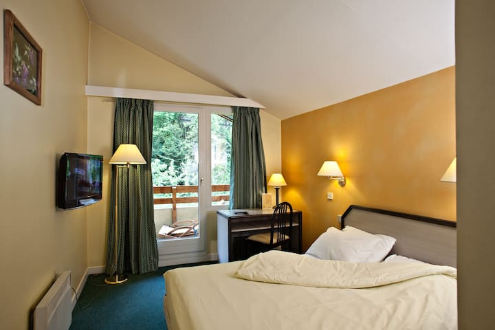 Double Classic room with breakfast and spa - Brides-les-Bains - Boutique hotel