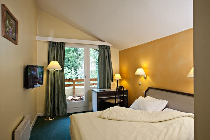 Double Classic room with breakfast and spa