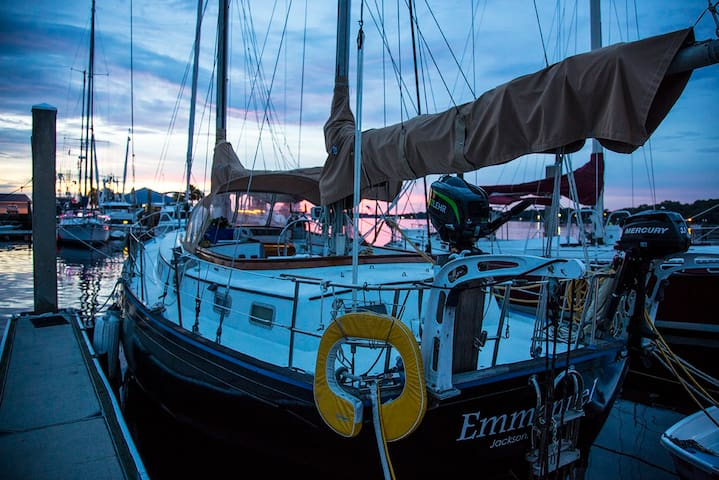 Emmanuel 47 Foot Olympic Adventure Sailing Yacht
