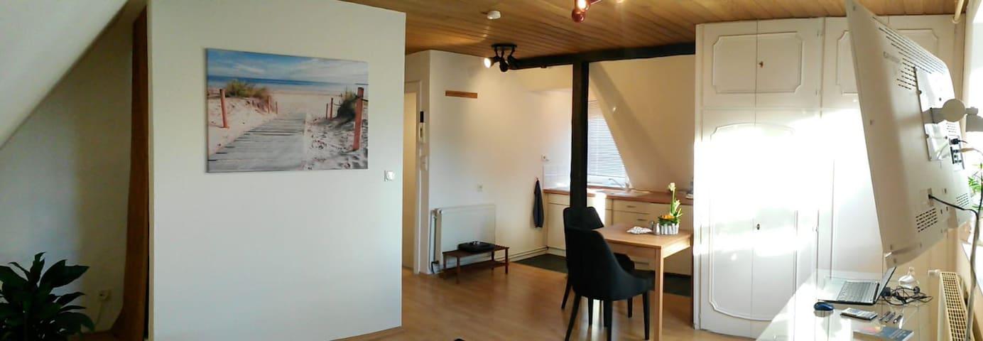 vollausgestattetes Appartement Nähe Bremen (Achim)