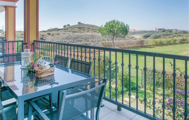 Holiday apartment with 2 bedrooms on 65m² in Ayamonte