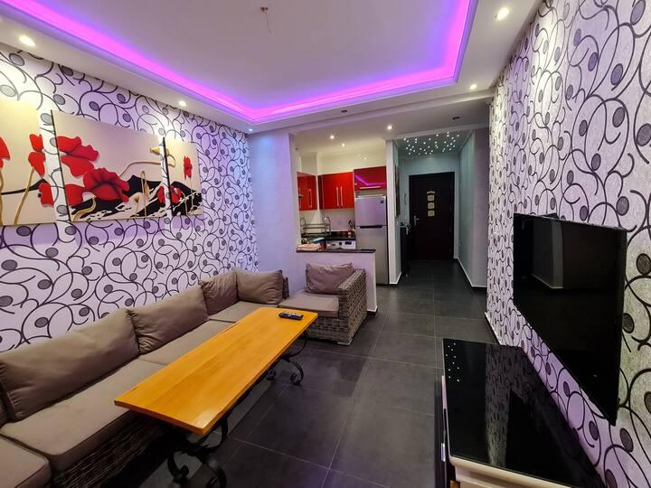 Appartement de luxe a Cabonegro Propre et Equipe