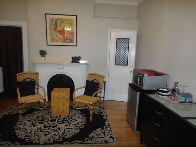 room 1at Coolidge corner, Brookline