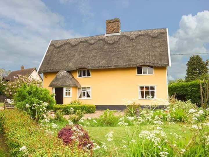 Cosy 16th Century Thatched Cottage
