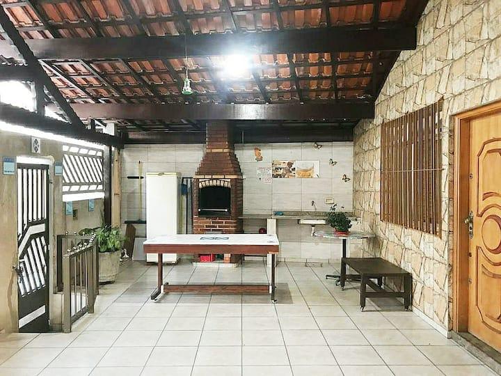 Casa de esquina Top 200 m da praia Bairro Aviação