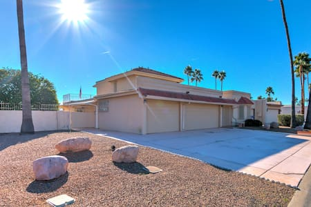 2BR+loft/3BA in Golf community - Sun Lakes