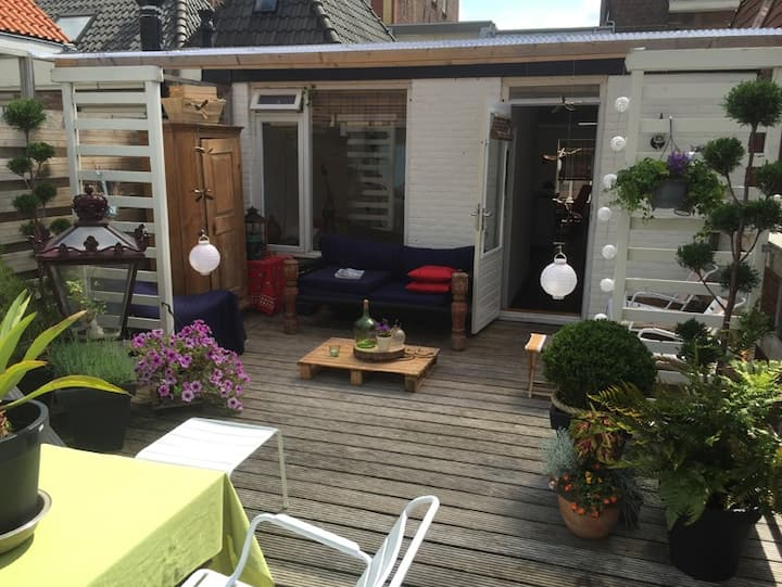 ROOFTERRACE APARTMENT
